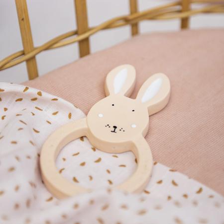 Trixie Baby® Okroglo grizalo Mrs. Rabbit