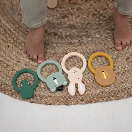 Trixie Baby® Okroglo grizalo Mrs. Elephant
