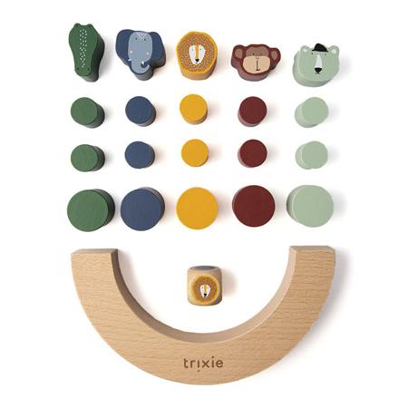 Trixie Baby® Lesena igra ravnotežja