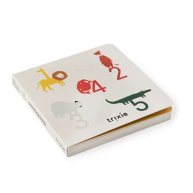 Trixie Baby® Knjiga s številkami