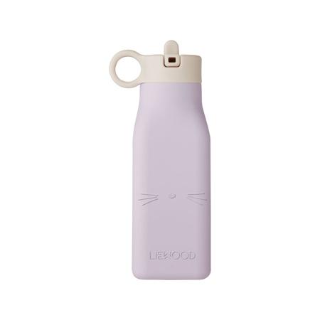 Liewood® Steklenička Warren Cat Light Lavender 350ml