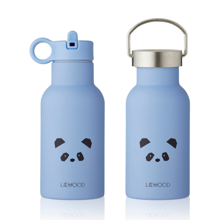 Liewood® Steklenička iz nerjavečega jekla Anker Panda Sky Blue 350ml