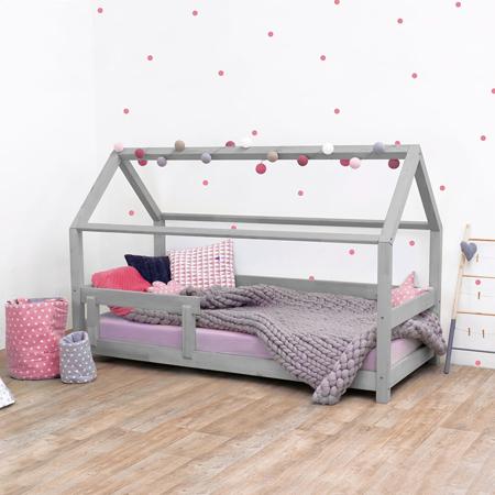 Slika Benlemi® Otroška postelja Tery 200x90 Grey