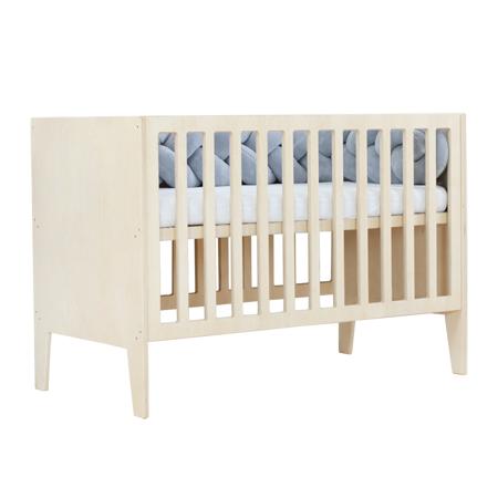 Slika Benlemi® Otroška posteljica Sleepy 120x60