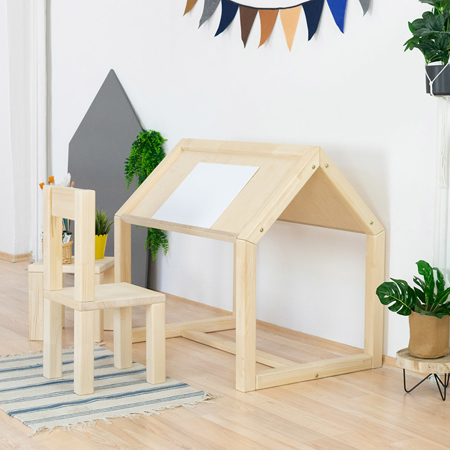 Benlemi® Otroška miza za risanje Art