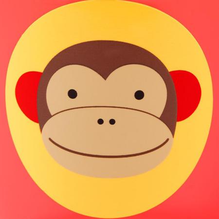 Skip Hop - Komplet dveh kozarčkov za pitje Kuža/Opica