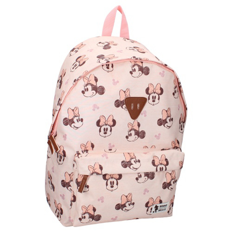 Disney's Fashion® Otroški nahrbtnik Minnie Mouse Rocking It Pink