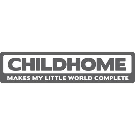 Childhome® Prevleka za posteljni okvir Antracite 200x90