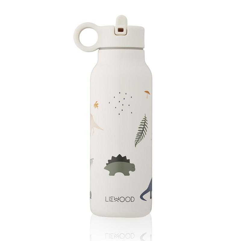 Liewood® Steklenička iz nerjavečega jekla Falk Dino Mix 350ml