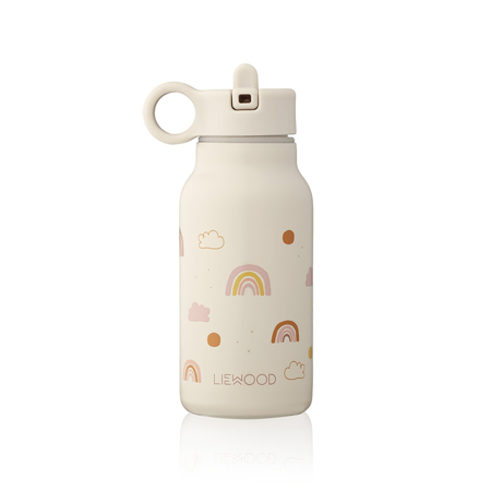 Liewood® Steklenička iz nerjavečega jekla Falk Rainbow Love Mix 250ml