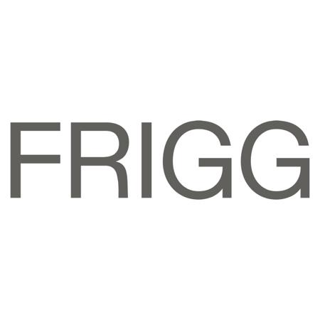 Frigg® Duda iz naravnega kavčuka Classic Baby Pink