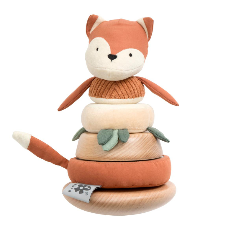 Sebra® Aktivnostna igračka Sparky Fox Tail Red