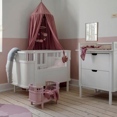 Sebra® Posteljica za lutke Blossom Pink