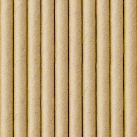 Slika Party Deco® Papirnate Slamice Kraft 10 kos