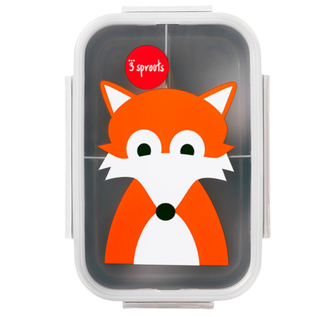 Slika 3Sprouts® Škatlica za malico Lisička