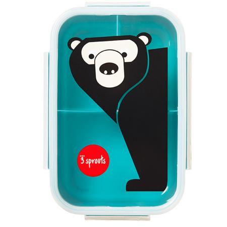 Slika 3Sprouts® Škatlica za malico Medvedek