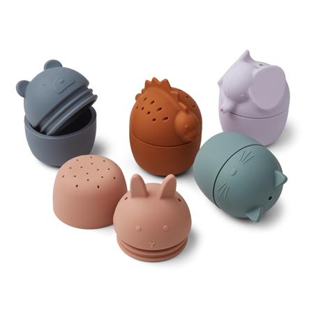 Slika Liewood® Kopalniške igračke Gaby 5 kosov Multi mix