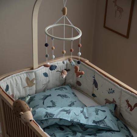 Sebra® Vrtiljak za posteljico Nightfall