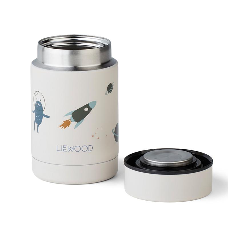 Liewood® Termo posodica za hrano Nadja Space Sandy Mix 250ml