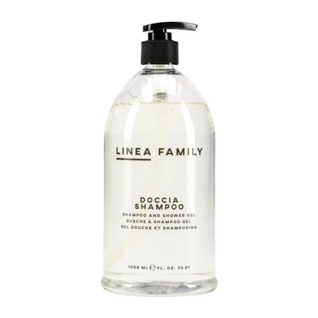 Linea MammaBaby® Šampon in gel za prhanje Family 1000ml