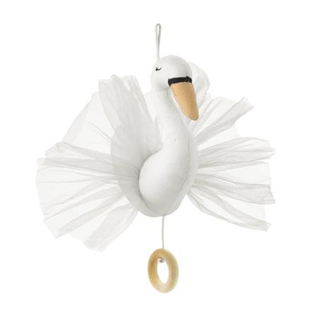 Slika Elodie Details® Glasbeni vrtiljak za posteljico Ugly Duckling