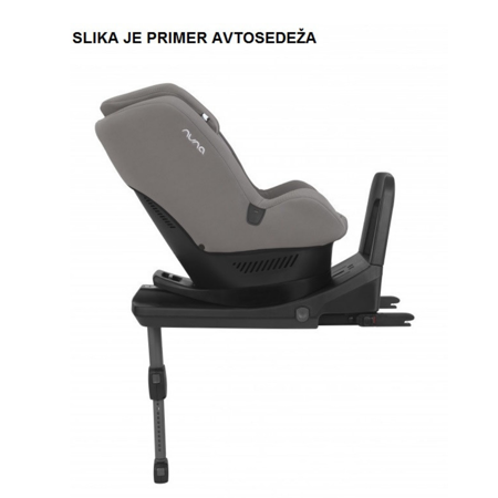 Nuna® Otroški avtosedež Rebl Plus i-Size  0+/1 (0-18.5 kg) Frost