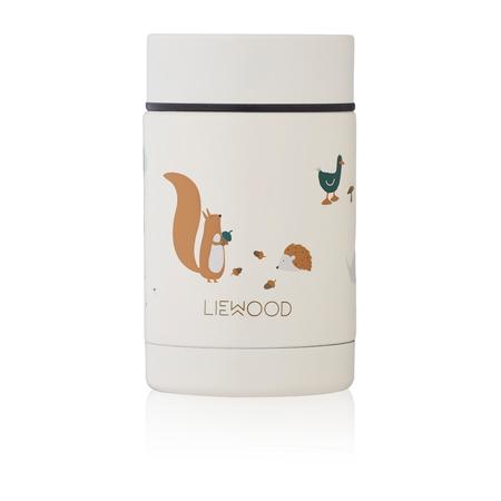 Slika Liewood® Termo posodica za hrano Nadja Friendship Sandy Mix 250ml