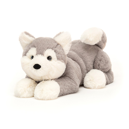 Jellycat® Plišasta igračka Hudson Husky 14x46