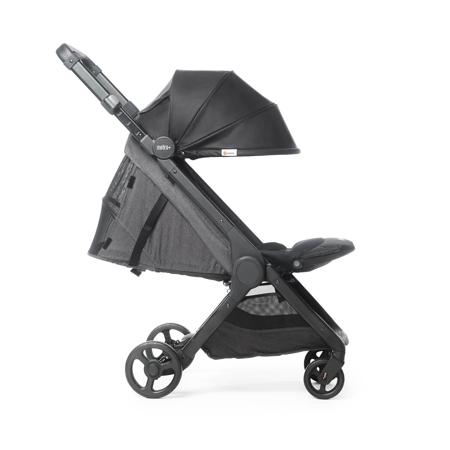 Ergobaby® Kompakten mestni voziček Metro+ Slate Grey