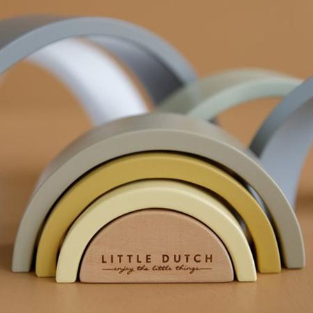 Little Dutch® Lesena mavrica - Blue