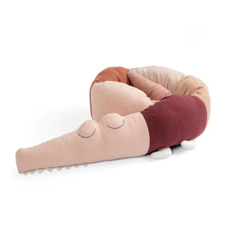 Slika Sebra® Vzglavnik Sleepy Croc Dreamy Rose