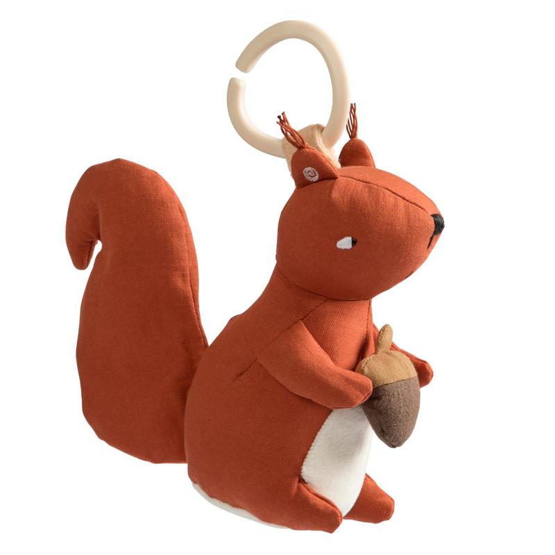 Sebra® Glasbena igračka Star The Squirrel
