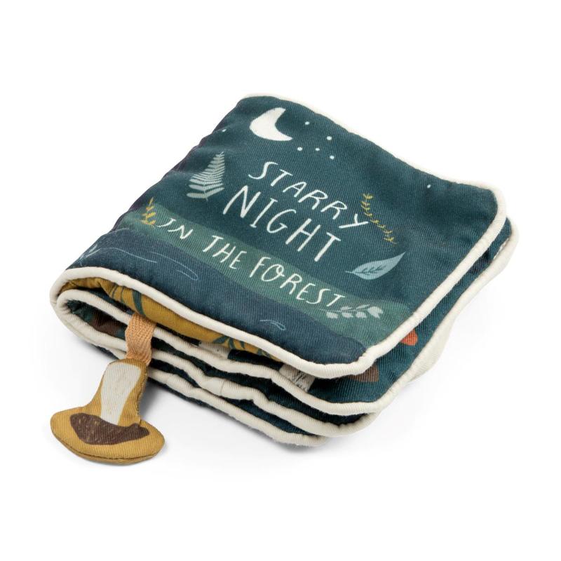 Sebra® Mehka aktivnostna knjigica Nightfall