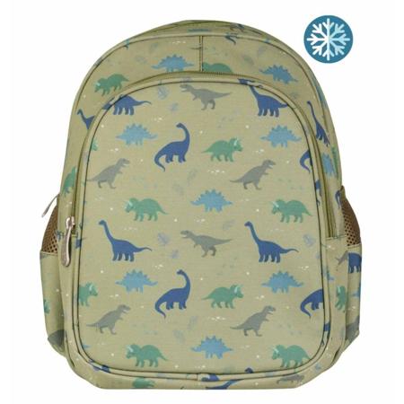 Slika A Little Lovely Company® Izoliran otroški nahrbtnik Dinozaver