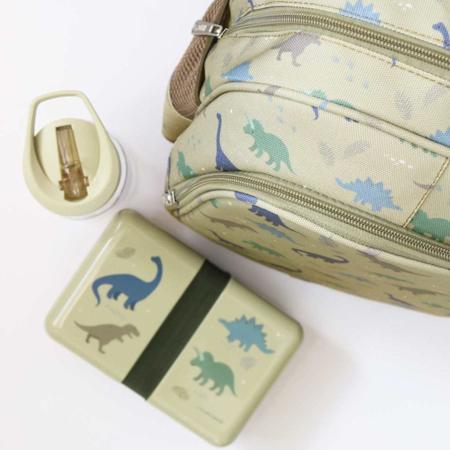 A Little Lovely Company® Izoliran otroški nahrbtnik Dinozaver