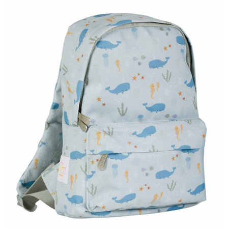 A Little Lovely Company® Otroški mini nahrbtnik Ocean