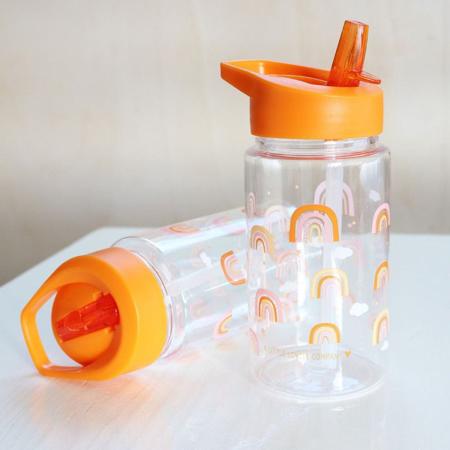 A Little Lovely Company® Steklenička za pijačo Mavrica