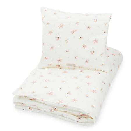 Slika CamCam® Otroška posteljnina Windflower Creme Baby 70x100