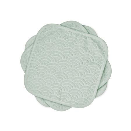 Slika CamCam® Krpice za umivanje Dusty Green 30x30
