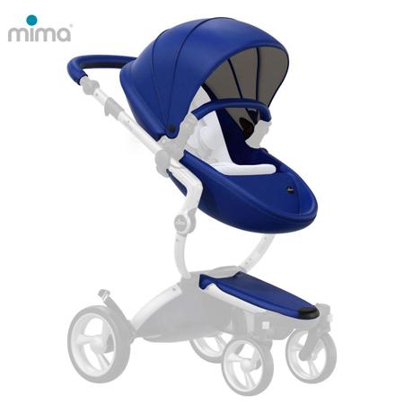 Slika Mima® Xari™ Košara in športni sedež (brez ogrodja) Royal Blue