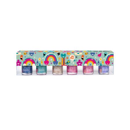 Slika Snails® Darilni komplet 6 Mini lakov Special Edition