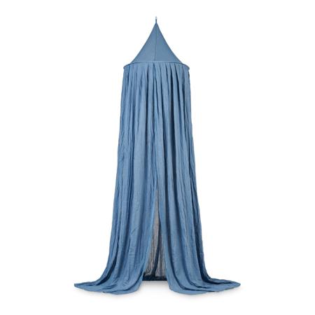 Slika Jollein® Posteljni baldahin Jeans Blue