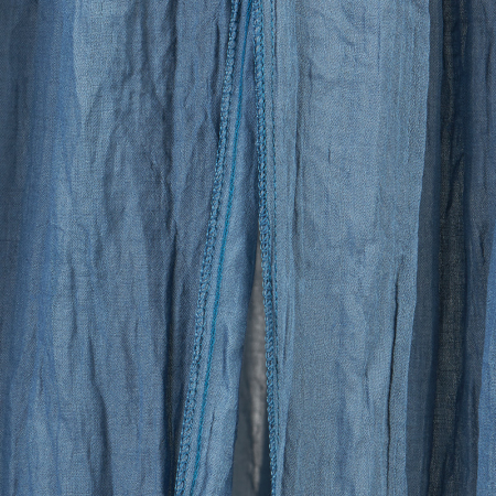 Jollein® Posteljni baldahin Jeans Blue