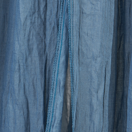 Jollein® Posteljni baldahin Vintage Jeans Blue