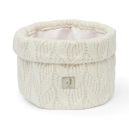 Jollein® Košara za shranjevanje Spring Knit Ivory