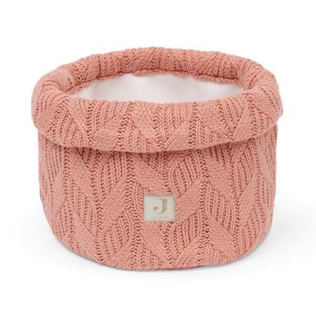 Slika Jollein® Košara za shranjevanje Spring Knit Rosewood