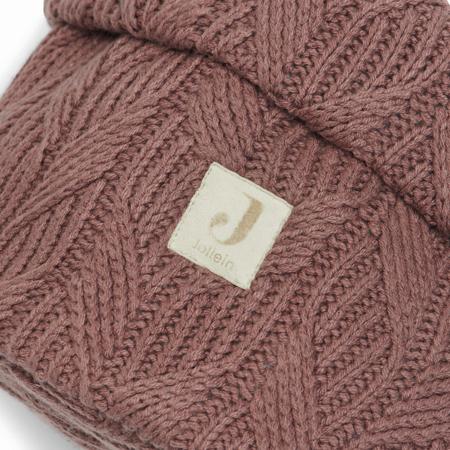 Jollein® Košara za shranjevanje Spring Knit Chestnut