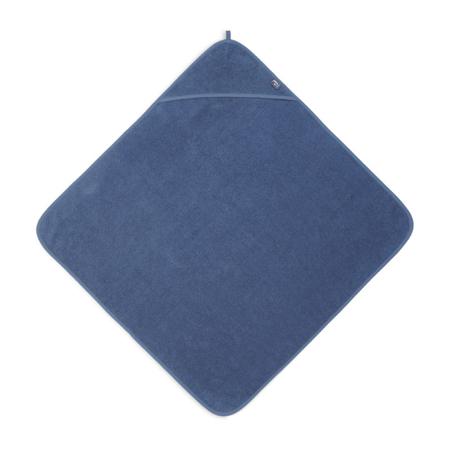 Slika Jollein® Brisača s kapuco Jeans Blue 75x75