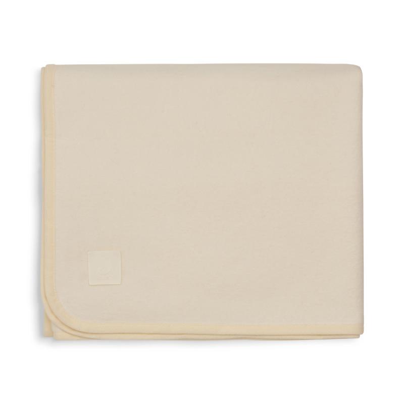 Jollein® Bombažna odejica Ivory 150x100