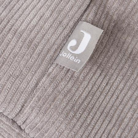 Jollein® Košara za shranjevanje Corduroy Storm Grey